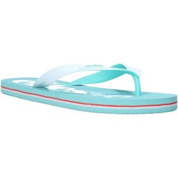 Topánky Ženy Žabky Ellesse OS EL01W70404 Modrá