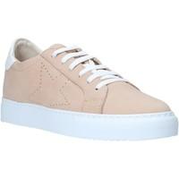 Topánky Ženy Nízke tenisky Grunland SC4939 Ružová