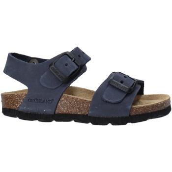 Topánky Deti Sandále Grunland SB0205 Modrá