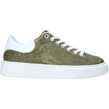 Topánky Ženy Nízke tenisky Maritan G 210345MG Zelená