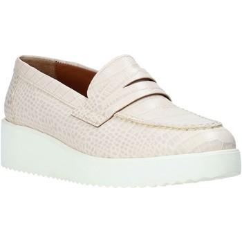 Topánky Ženy Mokasíny Maritan G 161407MG Biely