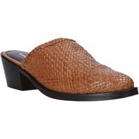 Topánky Ženy Espadrilky Marco Ferretti 161401MF Hnedá