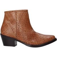 Topánky Ženy Čižmičky Marco Ferretti 172883MF Hnedá