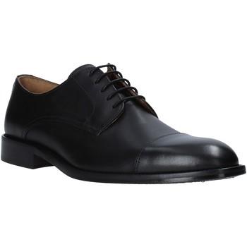 Topánky Muži Derbie Marco Ferretti 113043MF čierna