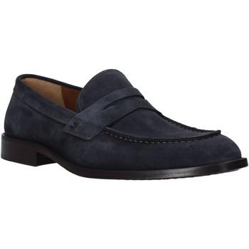 Topánky Muži Mokasíny Carmine D'urso 161432CD Modrá