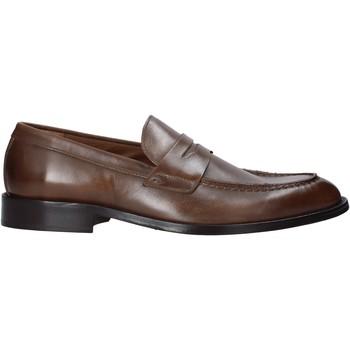 Topánky Muži Mokasíny Marco Ferretti 161432MF Hnedá