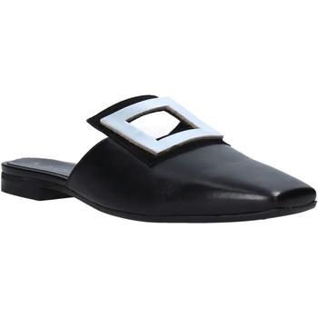 Topánky Ženy Nazuvky Mally 6886 čierna
