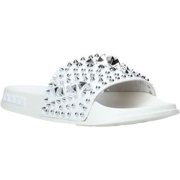 Topánky Ženy športové šľapky Cult CLE104415 Biely