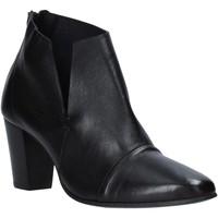 Topánky Ženy Čižmičky Mally 6877 čierna