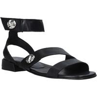 Topánky Ženy Sandále Mally 6825 čierna