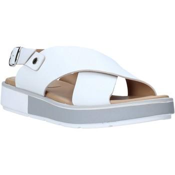 Topánky Ženy Sandále Mally 6803 Biely