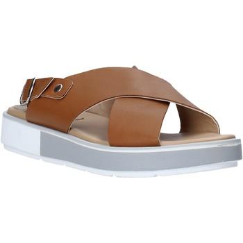 Topánky Ženy Sandále Mally 6803 Hnedá