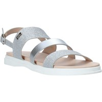 Topánky Dievčatá Sandále Miss Sixty S20-SMS766 Striebro