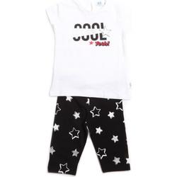 Oblečenie Dievčatá Komplety a súpravy Melby 90L9001 čierna