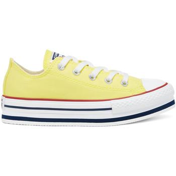 Topánky Deti Nízke tenisky Converse 668283C žltá