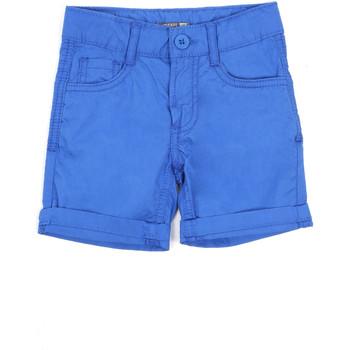 Oblečenie Deti Šortky a bermudy Losan 015-9655AL Modrá