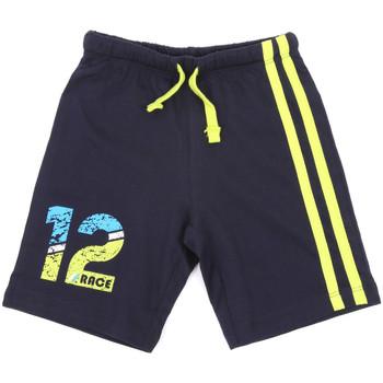 Oblečenie Deti Šortky a bermudy Melby 70F5574 Modrá