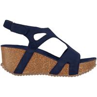 Topánky Ženy Sandále Docksteps DSE106243 Modrá