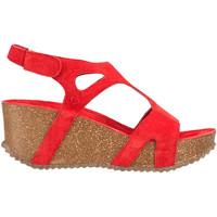 Topánky Ženy Sandále Docksteps DSE106246 Červená