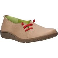 Topánky Ženy Slip-on Grunland SC2694 Béžová