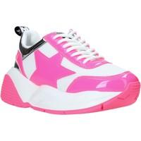 Topánky Ženy Nízke tenisky Shop Art SA020044 Ružová