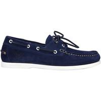 Topánky Muži Námornícke mokasíny Docksteps DSE106355 Modrá