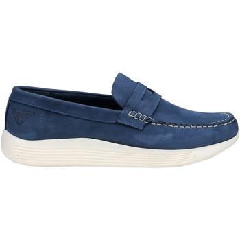Topánky Muži Mokasíny Docksteps DSE106371 Modrá