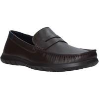 Topánky Muži Mokasíny Impronte IM01080A Hnedá