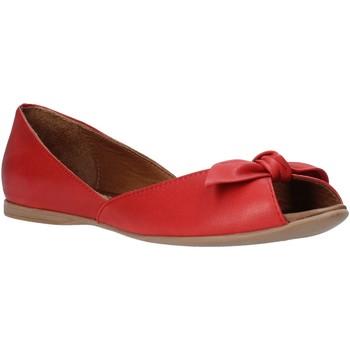 Topánky Ženy Balerínky a babies Bueno Shoes N0712 Červená