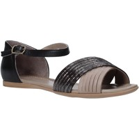 Topánky Ženy Sandále Bueno Shoes N0734 čierna