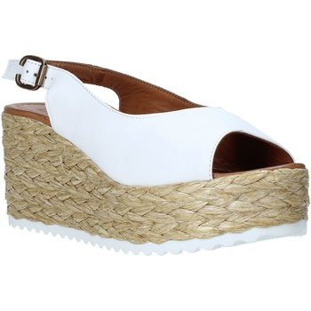Topánky Ženy Sandále Bueno Shoes N3603 Biely