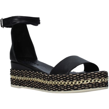 Topánky Ženy Sandále Bueno Shoes Q5908 čierna