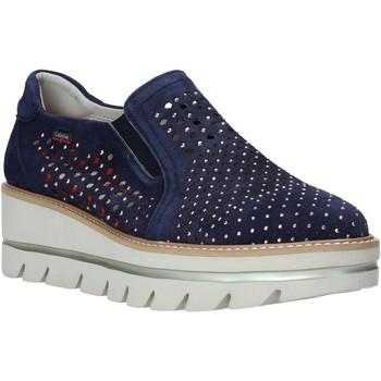Topánky Ženy Slip-on CallagHan 14834 Modrá