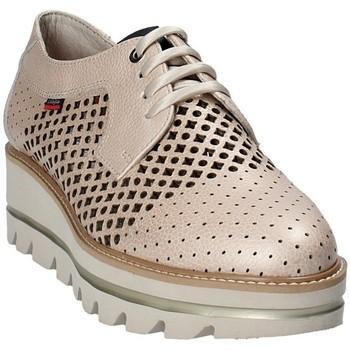 Topánky Ženy Derbie CallagHan 14806 Ružová