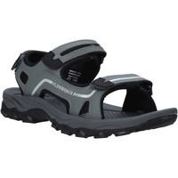 Topánky Muži Športové sandále Lumberjack SM82806 001 Y14 Šedá