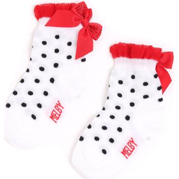 Doplnky Ponožky Melby 20S7681 Červená