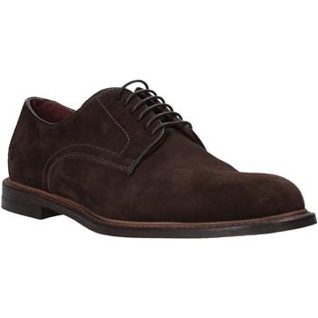 Topánky Muži Derbie Marco Ferretti 810002MW Hnedá