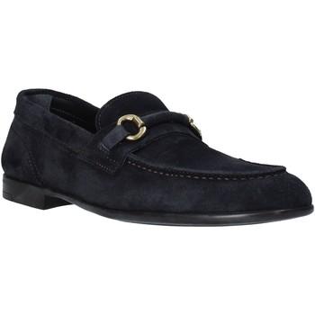 Topánky Muži Mokasíny Marco Ferretti 161226MW Modrá