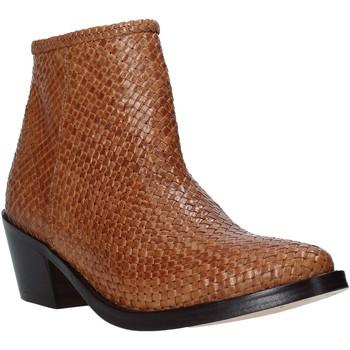 Topánky Ženy Čižmičky Marco Ferretti 172883MW Hnedá