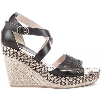Topánky Ženy Sandále Lumberjack SW25506 003 P05 Hnedá