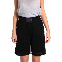 Oblečenie Ženy Šortky a bermudy Converse 10007418 čierna