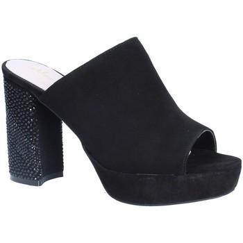 Topánky Ženy Šľapky Alma En Pena V18256 čierna