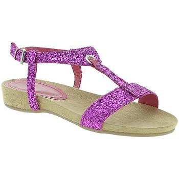 Topánky Ženy Sandále Mally 4681 Ružová