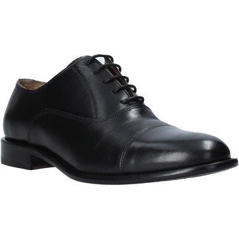 Topánky Muži Derbie Rogers 1002_5 čierna
