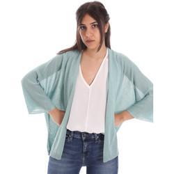 Oblečenie Ženy Cardigany Gaudi 011FD53010 Modrá
