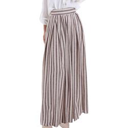 Oblečenie Ženy Sukňa Gaudi 011FD75010 Béžová