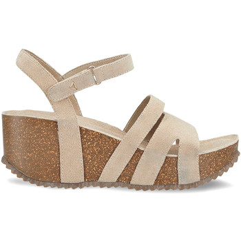 Topánky Ženy Sandále Docksteps DSE106442 Béžová