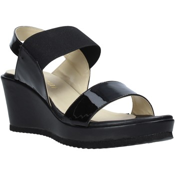 Topánky Ženy Sandále Esther Collezioni ZB 112 čierna