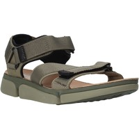 Topánky Muži Sandále Clarks 26139564 Zelená