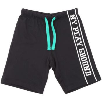 Oblečenie Deti Šortky a bermudy Melby 70F5574 čierna